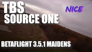TBS SOURCE ONE MAIDEN FLIGHTS