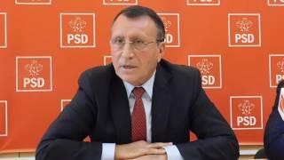 Paul Stănescu, preşedintele PSD Olt
