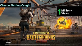 [Hindi] PUBG Mobile | Hacker Ko Range Hatho Pakda