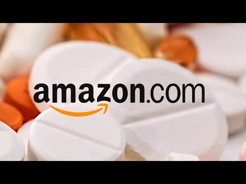 Is Amazon entering the pharmaceuticals market?