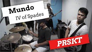 Mundo - IV of Spades