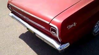 1963 Nova 400 small block