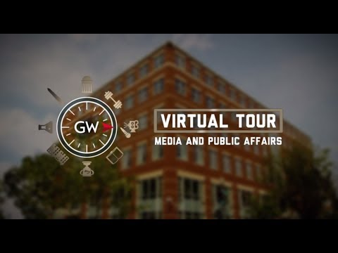 GW Virtual Tour - Media & Public Affairs