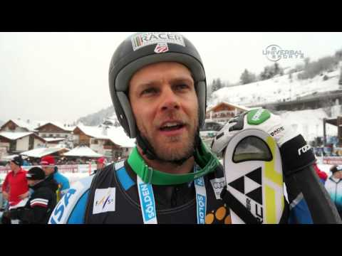 Steven Nyman talks about his win - Universal Sports