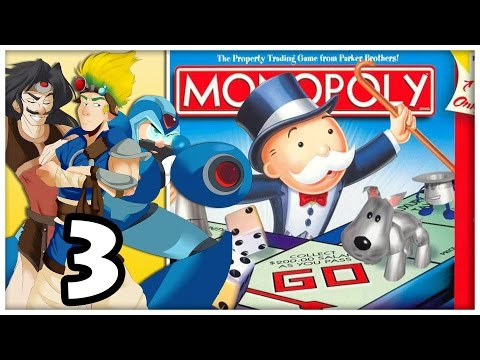 Monopoly 64 - Property Swap - Part 3 - Ridiculoud