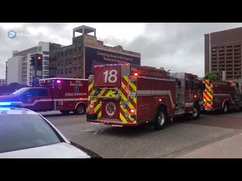 Scene around federal courthouse after 'suspcious vehicle' reported