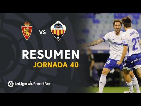 Zaragoza Castellon Goals And Highlights