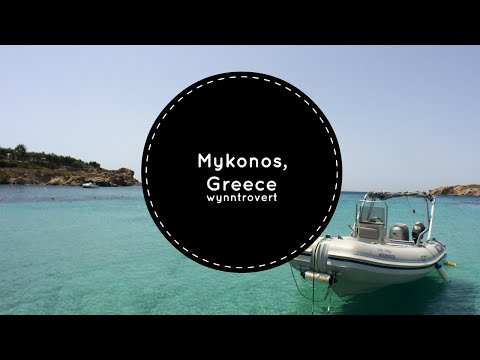 A Day in Mykonos, Greece: Travel Guide