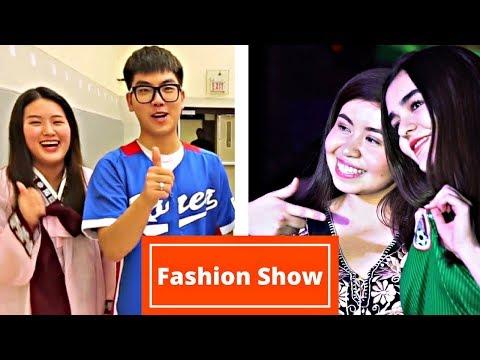 High School International Fashion Show