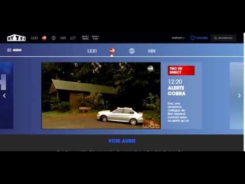 Comment regarder TMC en direct sur internet ?