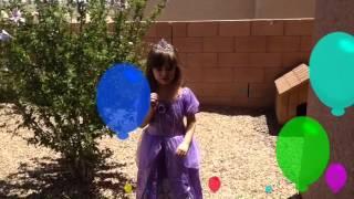 """Royal Fun (feat. Sofia)"" Fan Video"