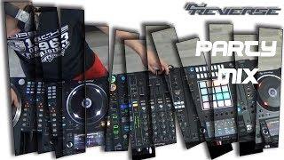 Dj Reverse Party Mix ( DJS-1000 & CDJ-2000NXS2 & DJM-900NXS2 )