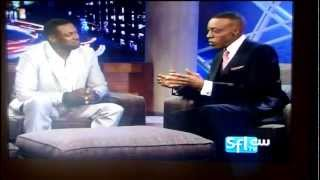 Arsenio Hall Show returns to TV 2013  with guest Chris Tucker 9-9-2013