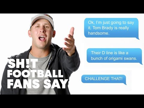 Hooker, Brooke & DB - Jared Goff Reading Football Fans Internet Comments, Hella Funny