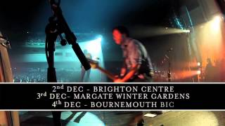 Keane - UK & Ireland Arena Tour (Nov/Dec 2012)