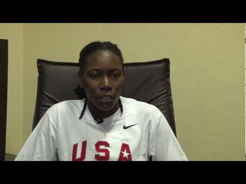 Istanbul 2012 Preview: Brittney Reese USA