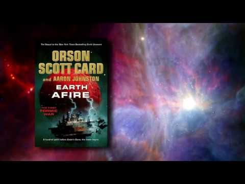 Earth Afire by Orson Scott Card and Aaron Johnston