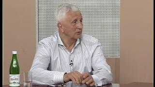 Актуальне інтерв'ю. Анатолій Матвієнко про ремонт доріг та Єврокарпатську ініціативу
