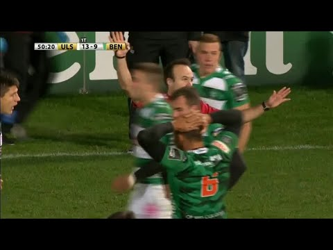 Guinness PRO14 Round 9 Highlights: Ulster Rugby vs Benetton Rugby