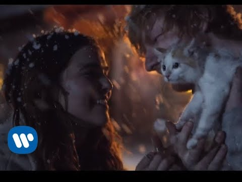 Video de musica de Ed Sheeran - Letra 'Perfect'