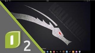 كالي لينكس Kali Linux | BackTrack باكتراك: 2. إنشاء مختبر لتجارب الحماية والاختراق لكالي أو باكتراك