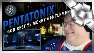 "Pentatonix Reaction | ""God Rest Ye Merry Gentlemen"" LIVE"