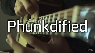 Phunkdified (Justin King) - Mark Polawat Fingerstyle Guitarist