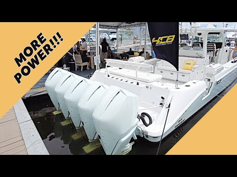 NEW TRENDS - OUTBOARD MOTORS