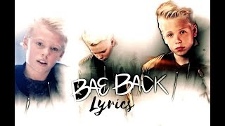 Carson Lueders Bae Back Lyrics.mp3
