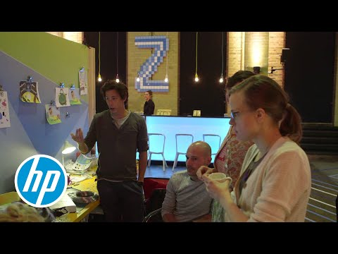 HP ZED 2015 – Das War Die ZED Berlin!