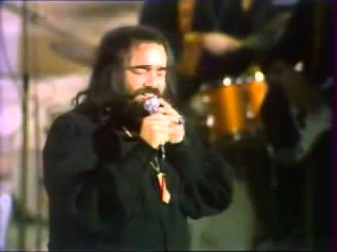 Demis Roussos - Forever and Ever (Live) 1973