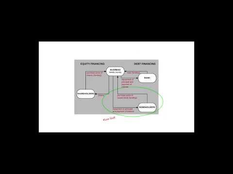 Finance - Equity versus Debt Financing