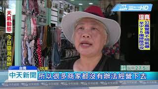 20190608中天新聞 台南正興街變調! 名店收攤、娃娃機店進駐