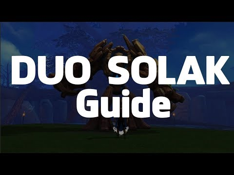 Duo Solak Guide | Mage guide | All rotations explained