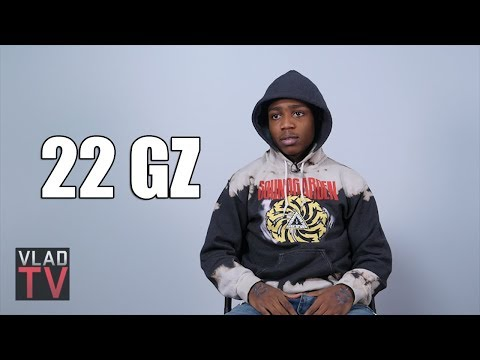 22Gz on Forming Blixky Gang, Tekashi 6ix9ine Using