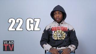 22Gz على تشكيل Blixky العصابة ، Tekashi 6ix9ine باستخدام ''Blixky'' في Gummo (الجزء 1)