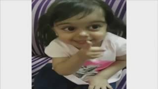 بالفيديو.. طفلة صغيرة تجبر حاكم دبي على البحث عنها
