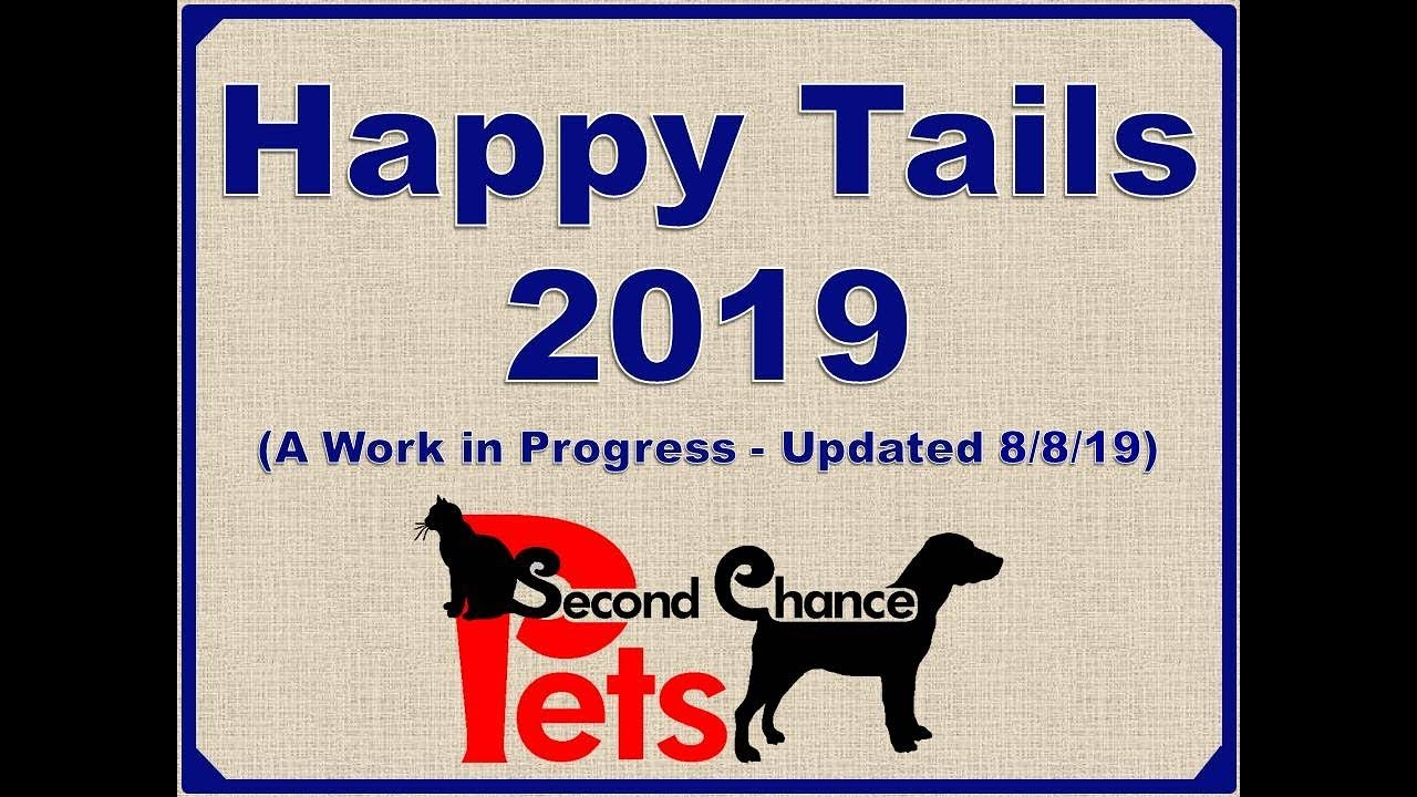 Second Chance Pets: Home Page