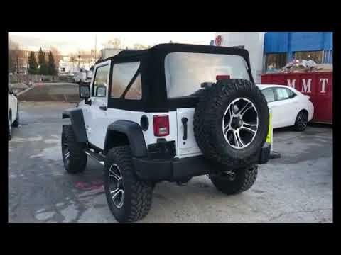 Used 2015 Jeep Wrangler Sport 1C4AJWAG9FL717309 Huntington Station, Melville, Commack, Huntington