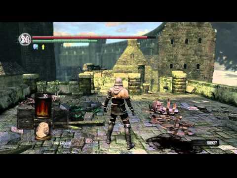 Dark Souls: Hello sound