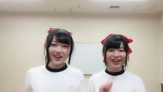 豊田のアイドルグループStar☆Tのメンバーのお二人の動画です。牧野さん...
