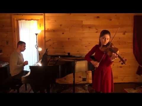 Anastasiia Mazurok plays Tchaikovsky violin concerto