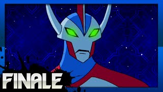 Ben 10 Ultimate Alien: Cosmic Destruction - FINALE - Way Big Battle!
