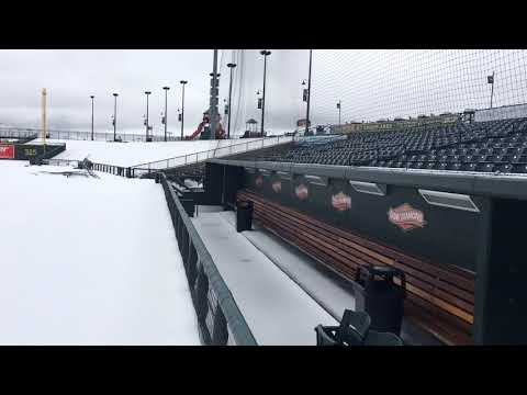 'Snowball' fun doesn't last long for Latin minor leaguers