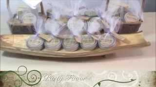 Babata Handmade Soap Party Favors and Souvenirs