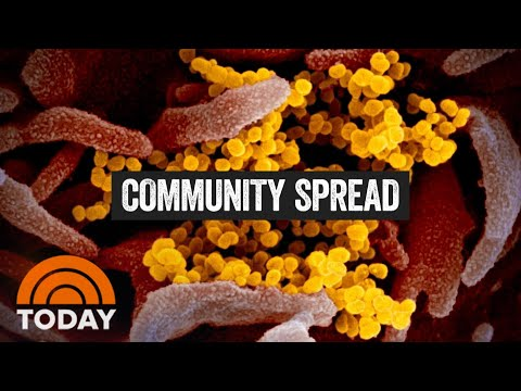 Concerns Grow Over 'Community Spread' Of Coronavirus In US | TODAY