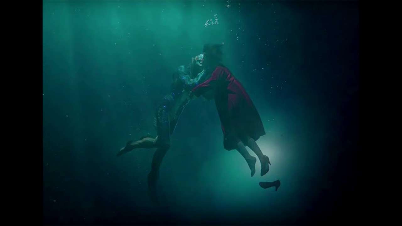 "The Shape of Water - ""Poem"""
