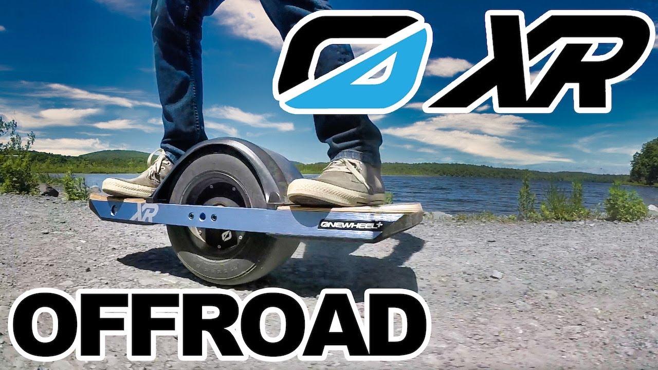 OneWheel XR Off Road Test!