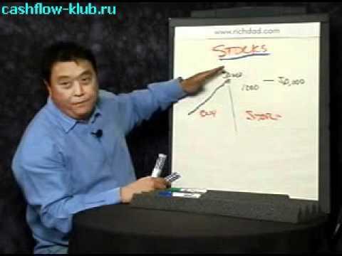Роберт Кийосаки - Стратегии заработка на бирже