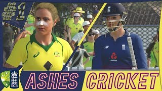 Ashes Cricket 2017 Gameplay | Women's Ashes 1st ODI